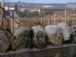 rocce quasi umane verso Monte Sant'Urbano