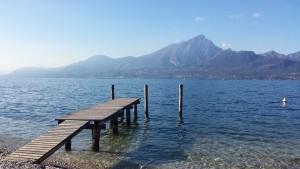 Monte Pizzoccolo sul Lago di Garda