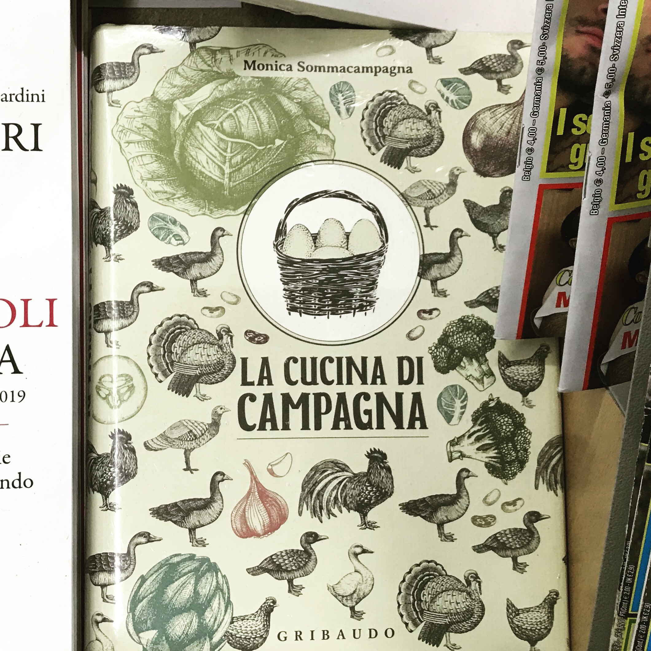 Il Grande Libro della Cucina di Campagna