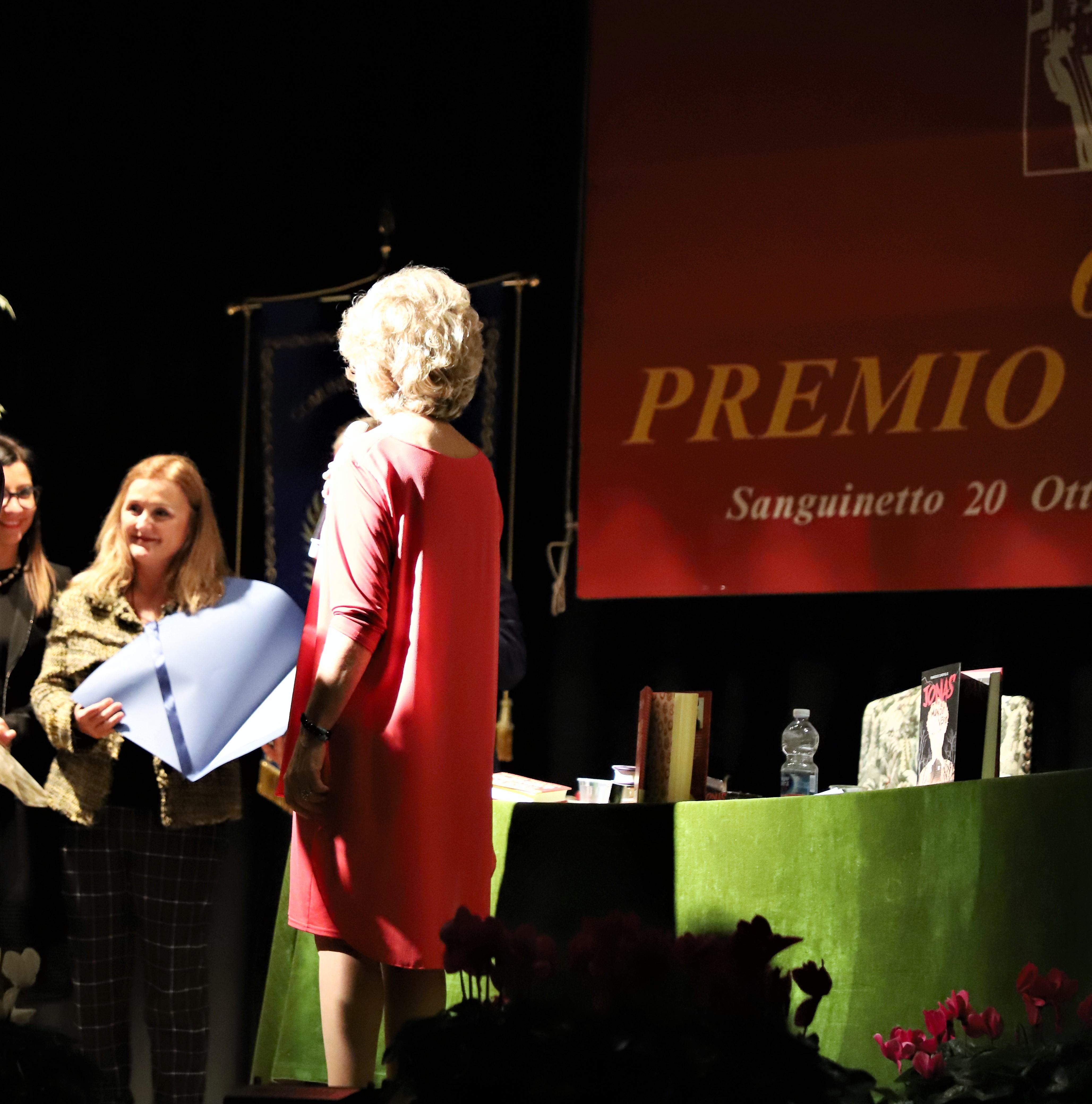 Menzione speciale Premio Castello 2019